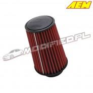 """AEM Dryflow Stożkowy filtr powietrza 3,5"""" długi"""