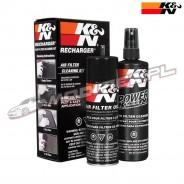 K&N Zestaw do czyszczenia filtrów powietrza