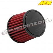"""AEM Dryflow Stożkowy filtr powietrza 2,5"""""""