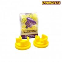 POWERFLEX Wkłady poduszki skrzyni biegów Honda Civic EP3