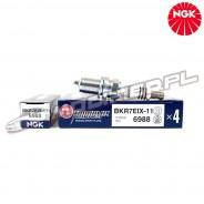 NGK BKR7EIX-11 Iridium Świece irydowe Honda B-seria K-seria