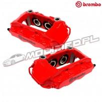Brembo zaciski 4-tłoczkowe Clio Megane RS