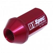 D1 SPEC Nakrętki do felg M12x1,25 basic czerwone