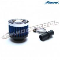 SIMOTA Filtr odmy 15 mm niebieski